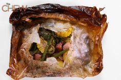 Mario Batali's Summer Vegetables in Cartoccio #TheChew
