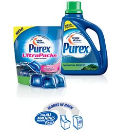 free sample Purex Laundry Soap