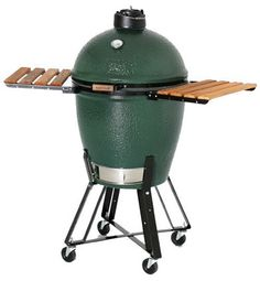 Big Green Egg - great smoker