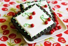Mary Engelbreit cookies!