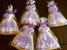 Sofia The First Cookies 12 pcs. by Cookiekikoku on Etsy, $35.00