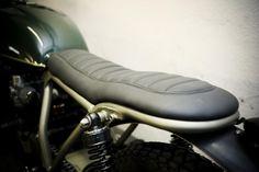 Honda CB 750 - CRD#3 Military Gold / Motos en venta / motos / Home - Cafe Racer Dreams