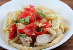 Applebee's Three-cheese Chicken Penne Recipe
