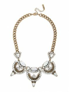 { bauble bar opal pluto collar }