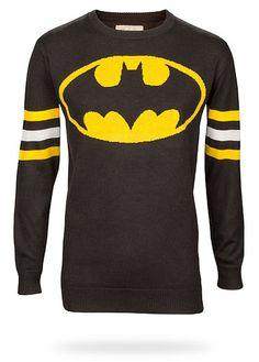 Batman Logo Sweater