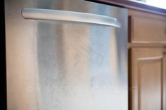 Shaklee Basic H2 | A Step Inside  stainless steel dishwasher before & after