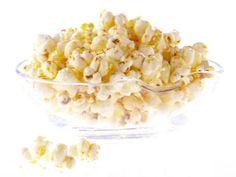 Spicy Citrus Popcorn