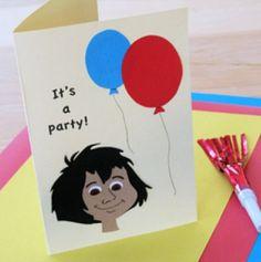 Throw a Jungle Party! #BareNecessities