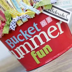 Summer Bucket List Ideas!