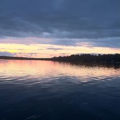 Closing out our Minnesota summer with a sunset boat cruise on Big Floyd Lake near Detroit Lakes, MN #summer #nofilter #OnlyinMN