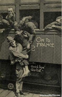 vintage postcards, histori, teamwork, blackwhitesepia photographi, vintage soldiers