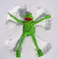 Kermit angel