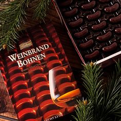 Get in the *spirit* with chocolate Brandy Beans :)