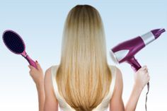 How to Blow Dry Your Hair Like a Pro   # Pin++ for Pinterest #