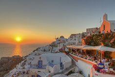 favorit place, dream, sunsets, cruises, honeymoon destinations