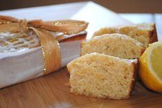 Mini Lemon Loaves from www.shugarysweets.com