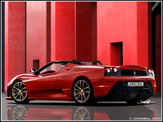 Ferrari 430 Scuderia Spyder 2