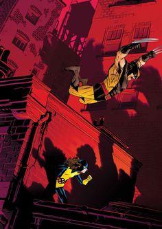 Wolverine First Class #7 wolverin