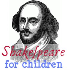 Shakespeare for Children-list of resources
