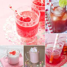 Romantic Refreshments! 11 Homemade Valentine's Day Love Potions | Spoonful