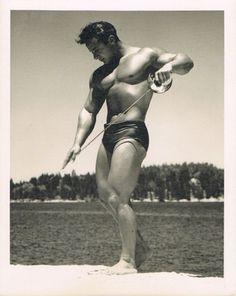 Mr. America, 1948. Artist: Bruce of Los Angeles