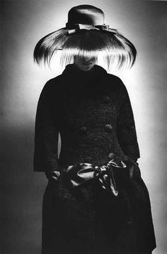 Jeanloup Sieff vintag, fashion, london, queen, jean loup, jeanloup sieff, black, photographi, hat