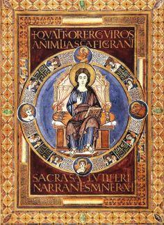 Codex Aureus, German, 778-830