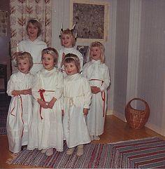 Lucia Ydrehammar Sweden 1963 by annkarlstedt, via Flickr