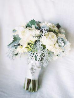 Beautiful bouquet: http://www.stylemepretty.com/maryland-weddings/annapolis/2014/09/19/nautical-yet-elegance-maryland-wedding-at-the-annapolis-yacht-club/   Photography: Krista A. Jones - http://kristaajones.com/