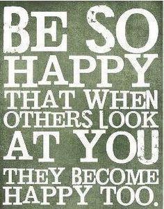 happi beget, life, stuff, inspir, word