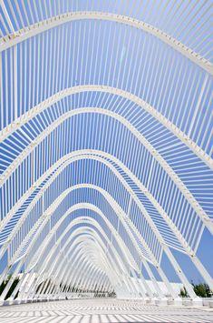 Calatrava's Agora - Athens 2004 Olympics, Greece