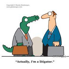 Legal jokes 101