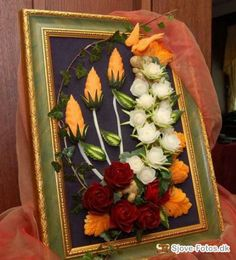 veg and fruit art | of them are made from fruits and vegetable and probably plus some ...