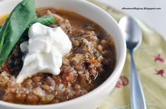 lentil turnip soup