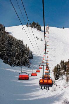 Canyons, UT ranked #10 in Ski Magazine's Best Ski Resorts in the West