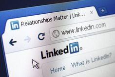 Employers are able to find passive job seekers on LinkedIn, which helps in industries that have a hard time filling spots. social network, resume, social media, linkedin profil, career, job, blog, socialmedia, medium