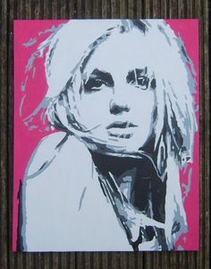 Britney Spears painting  Artist: covtown31 (deviantART)  #painting #art #britneyspears #britney