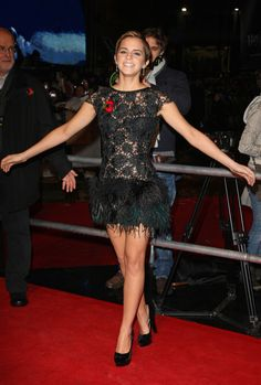 peopl, outfits, celebr style, fashion, emma watson, legs, harry potter, stunning dresses