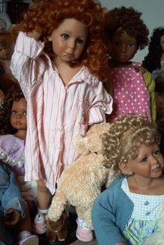 "Susan's Nest -  ""Susan Lippl - Doll's"""
