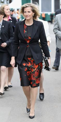 Sophie, Countess of Wessex is first ever patron of London College of Fashion - Photo 1 | Celebrity news in hellomagazine.com