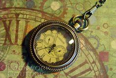 Clockwork Couture: pocket watch