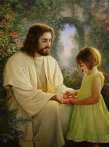 Greg Olsen Art  I Feel my Savior's Love