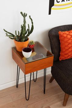 Gallery Side Table by Urban Outfitters