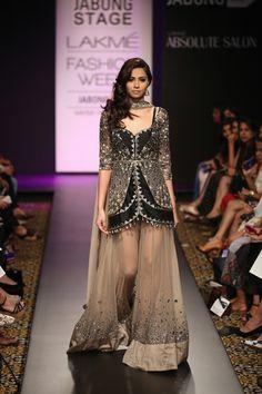 Sharara by Arpita Mehta at Lakme Fashion Week 2014