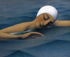 The Swimmer, Felix Elie Tobeen. French