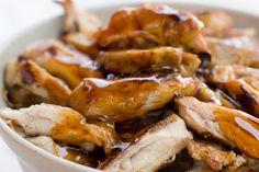 Teriyaki Chicken Tenders Recipe