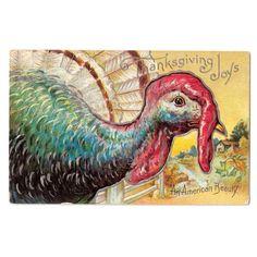 Vintage Turkey Postcard ♥ turkey postcard