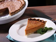 New School Sweet Potato Pie from FoodNetwork.com