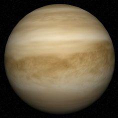 Venus- My favorite planet. I love seeing it in the sky :)
