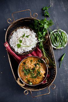 Murgh Korma, chicken in nutty sauce